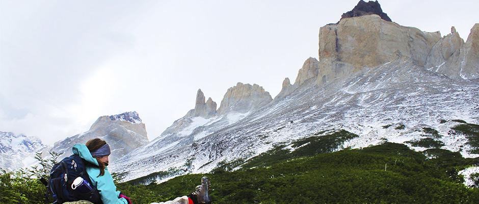 Trekking Valle Frances (Torres del Paine)