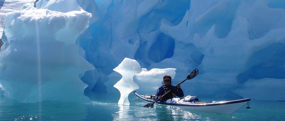 Kayak-glaciar-grey