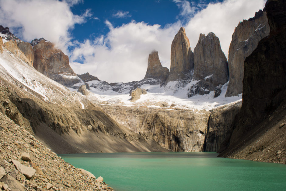 Base Torres del Paine Tour